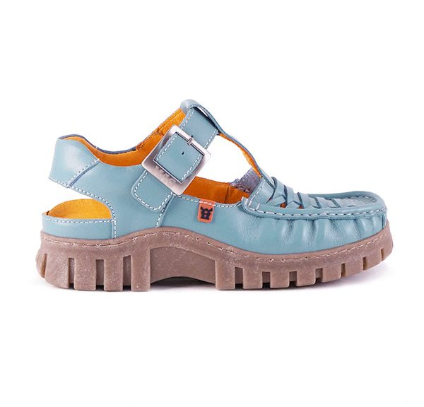 schoen met uitneembare zool