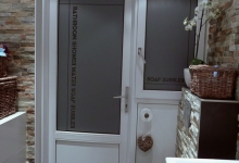 Window Deco glasfolie